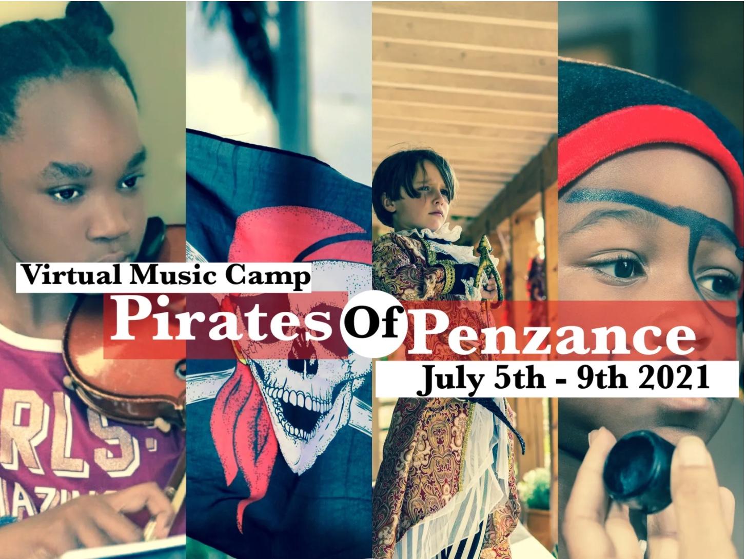 GMO Virtual Music Camp